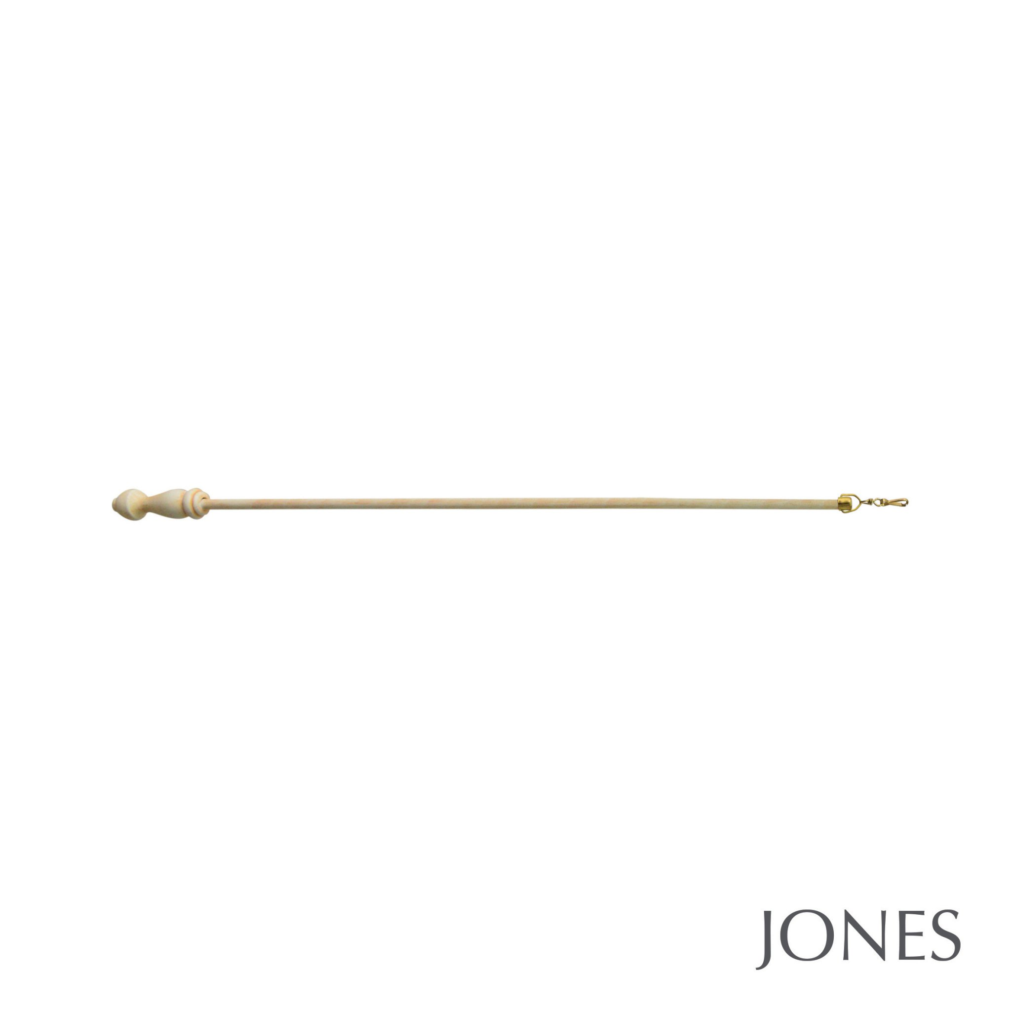 Jones Florentine Handcrafted 50mm Draw Rods