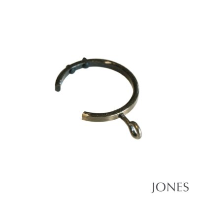 Jones Lunar 28mm Passing Curtain Rings