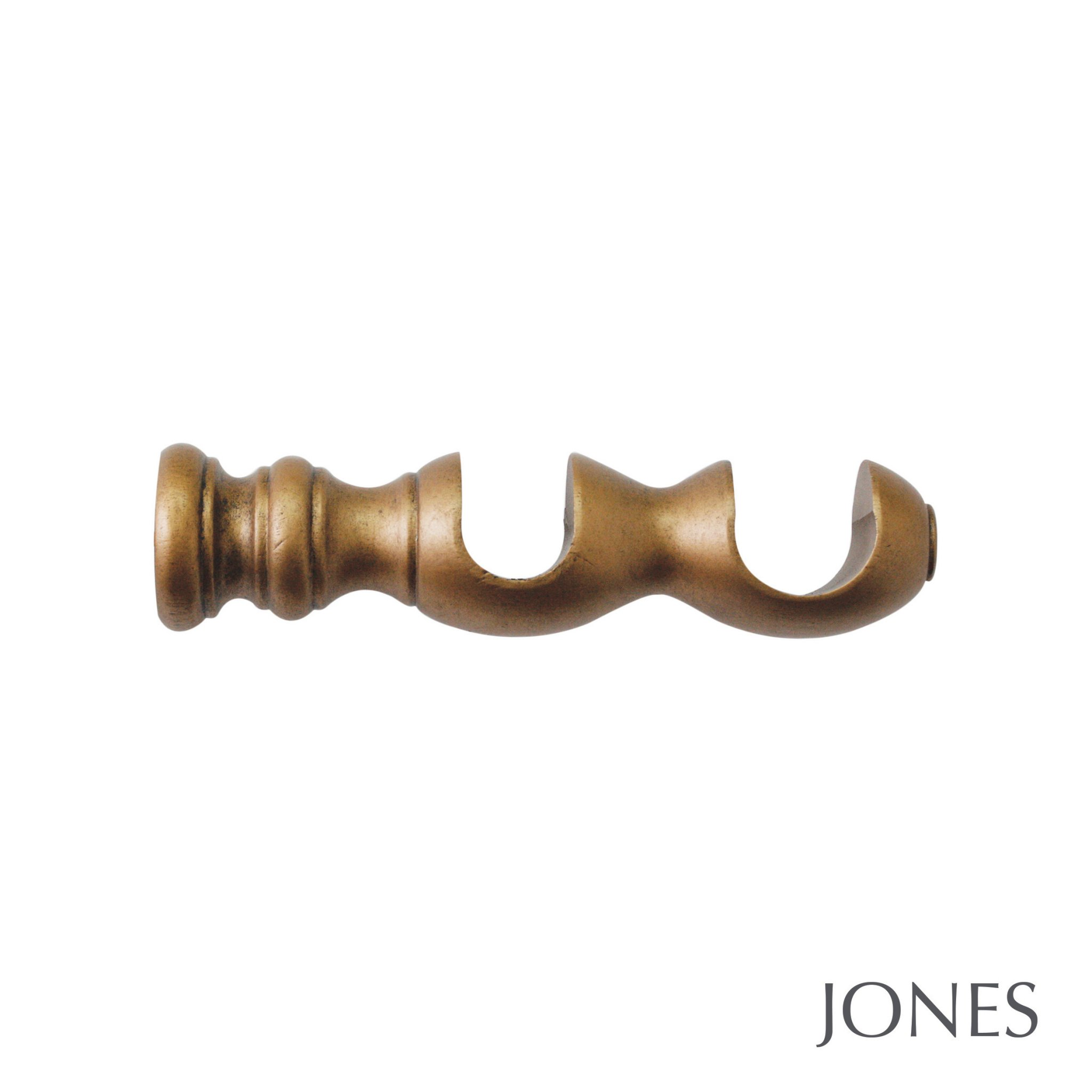 Jones Florentine Handcrafted 50mm Double Brackets