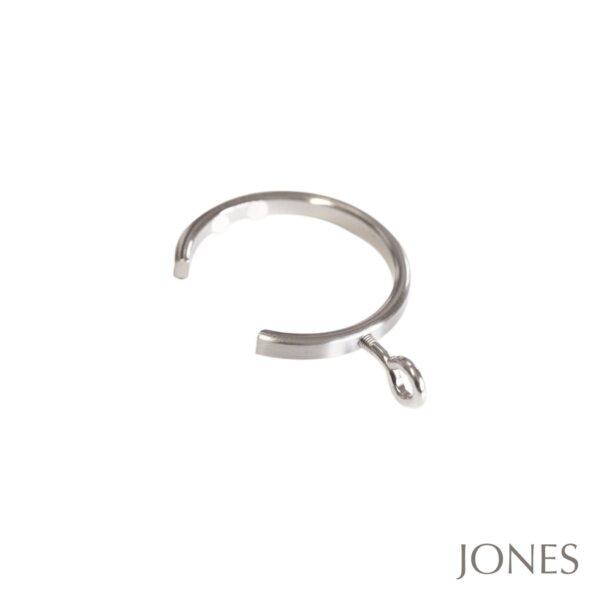 Jones Strand 35mm Passing Curtain Rings
