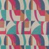 Swatch for colour indigo-mandarin-fuchsia