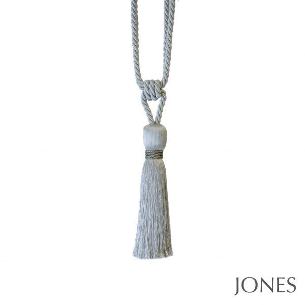 Jones Milly Curtain Tiebacks Silver