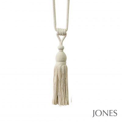 Jones Coastal Padstow Tieback Cotton