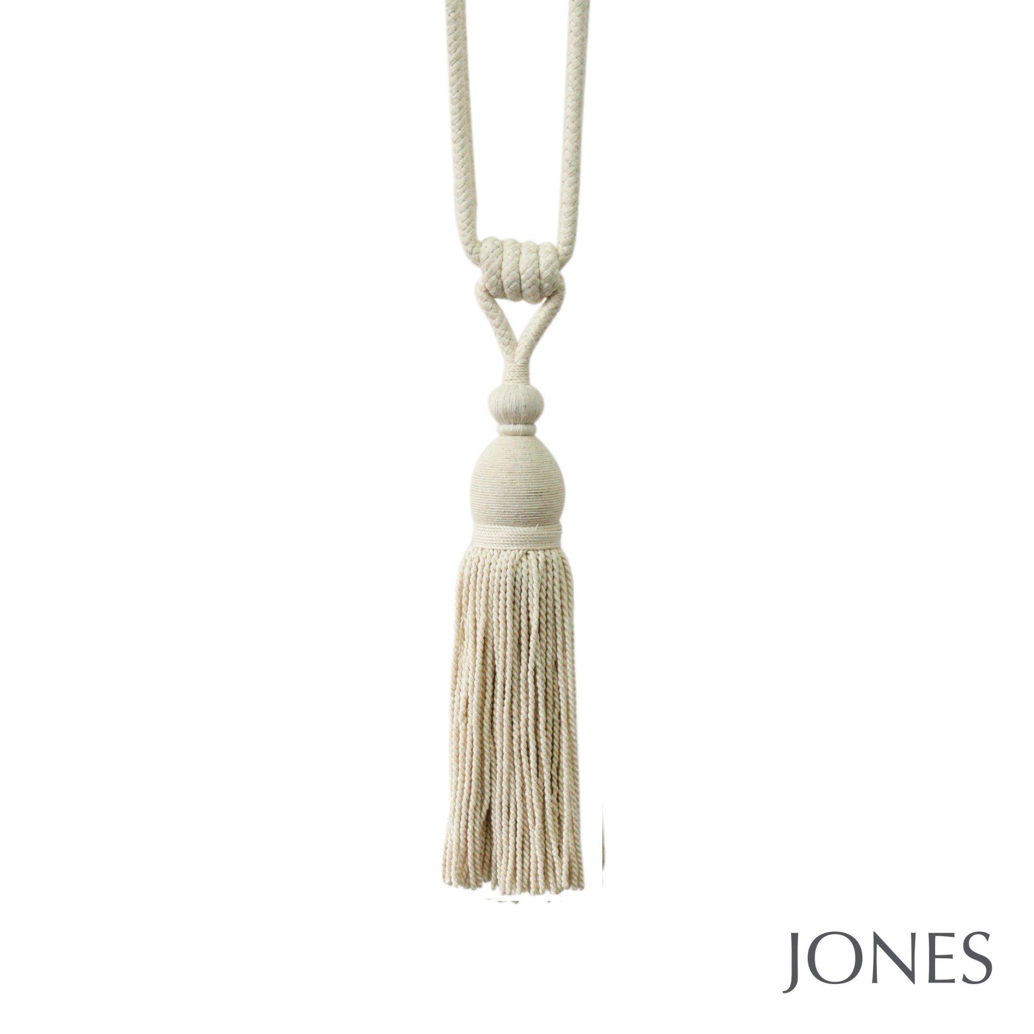 Jones Coastal Padstow Tieback Cotton