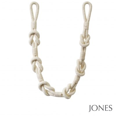 Jones Shanklin Curtain Tiebacks Cotton