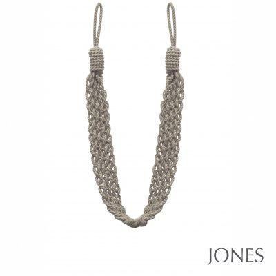 Jones Artisan Curtain Tiebacks Natural