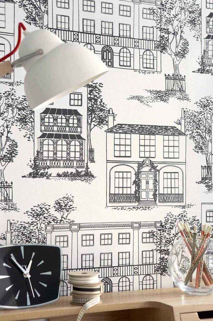Little Greene Hampstead Wallpaper