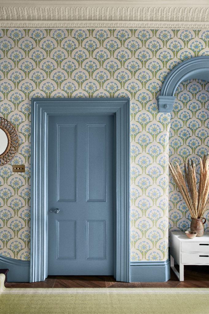 Little Greene Hencroft Wallpaper