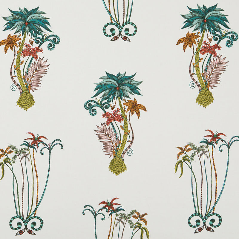 Emma J Shipley Wallpaper Jungle Palms Jungle