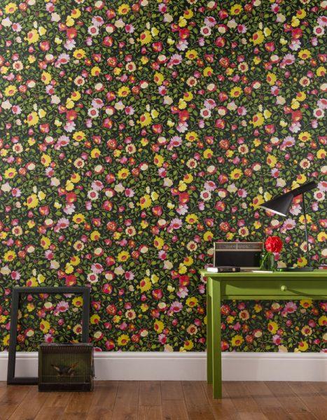 Tatiana Wallpaper by Clarke