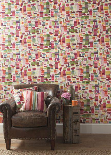 Brooklyn Wallpaper by Clarke