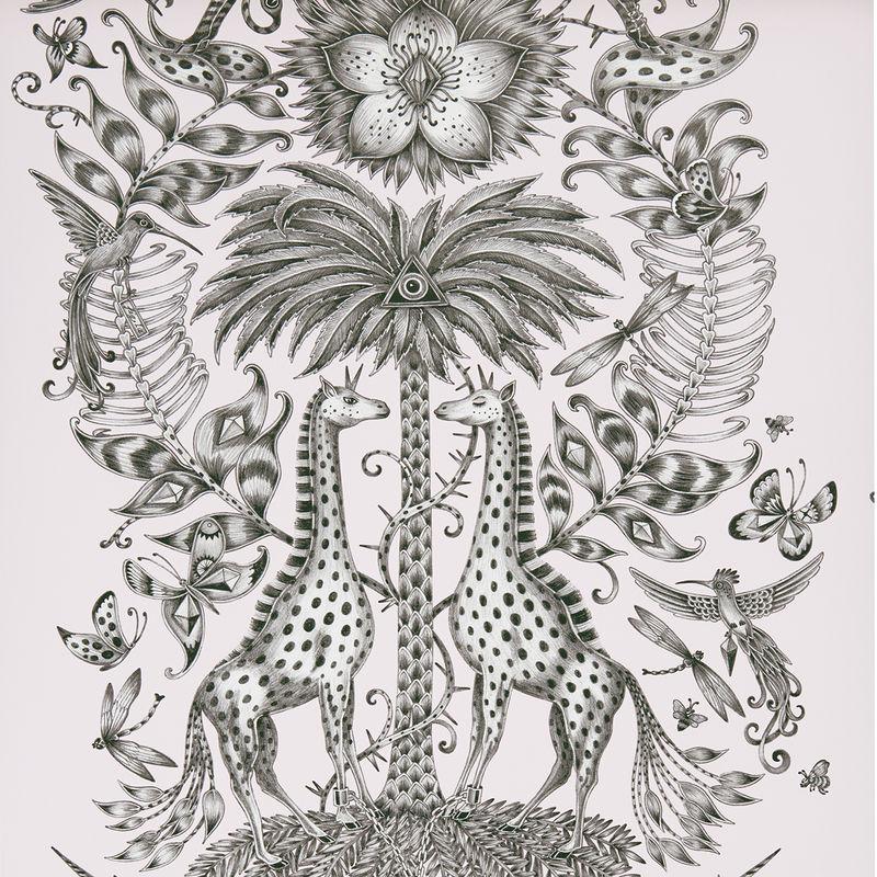 Emma J Shipley Wallpaper Kruger Pink