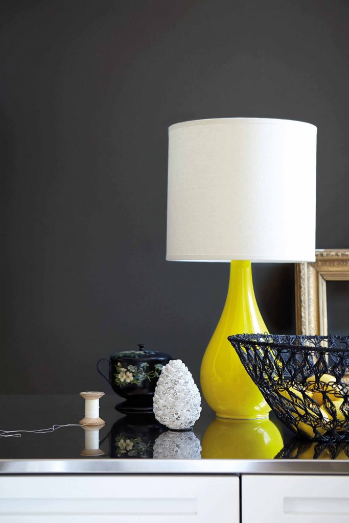 The Little Greene Paint Company Lamp Black (228)
