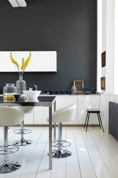 The Little Greene Paint Company Lamp Black (228)
