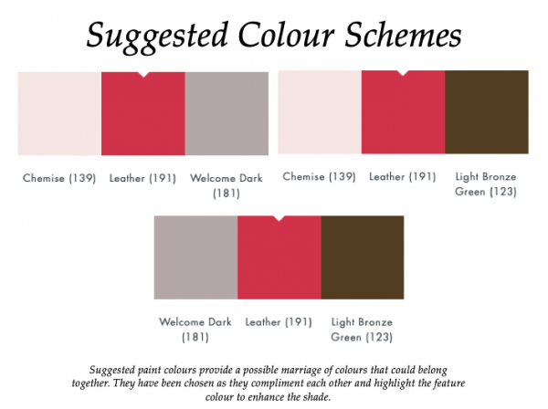 The Little Greene Paint Company Leather (191)