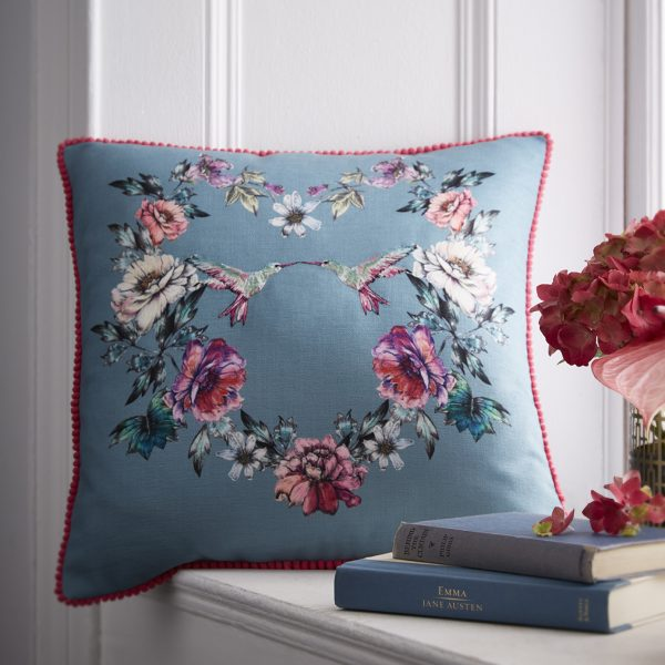Oasis Home Leena Bird Cushion