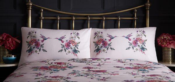Oasis Home Leena Pillowcase Pair