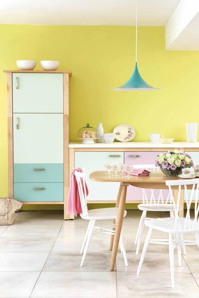 The Little Greene Paint Company Lemon IVVI