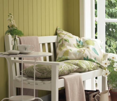 The Little Greene Paint Company Pale Lime (70)