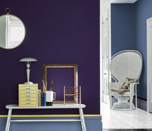 The Little Greene Paint Company Pale Lupin (278)