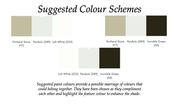 The Little Greene Paint Company Pendula (289)