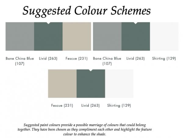 Livid (263)_Little Greene Suggested Colour Scheme