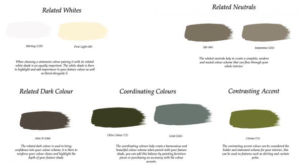 Little Greene Paint Complimentary Colours Mister David (47)