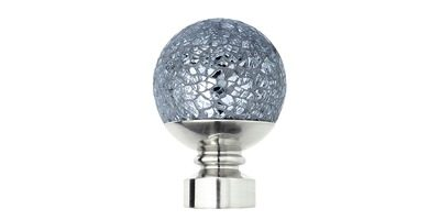28MM NEO CRACKED BALL STAINLESS STEEL
