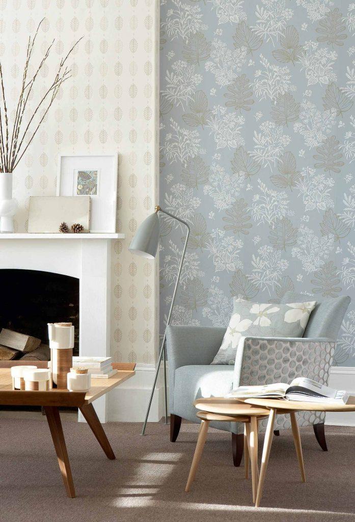 Little Greene Norcombe Wallpaper
