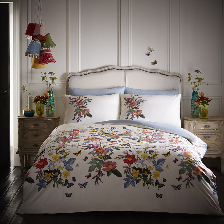Oasis Home Ava Duvet Set