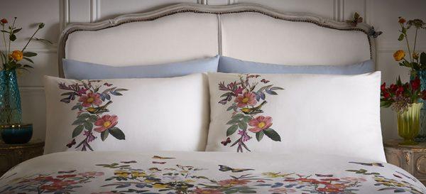 Oasis Home Ava Pillowcase Pair