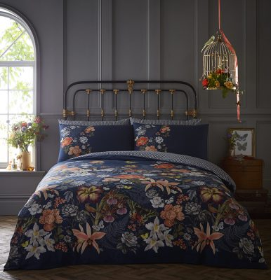 Oasis Home Botanical Duvet Set