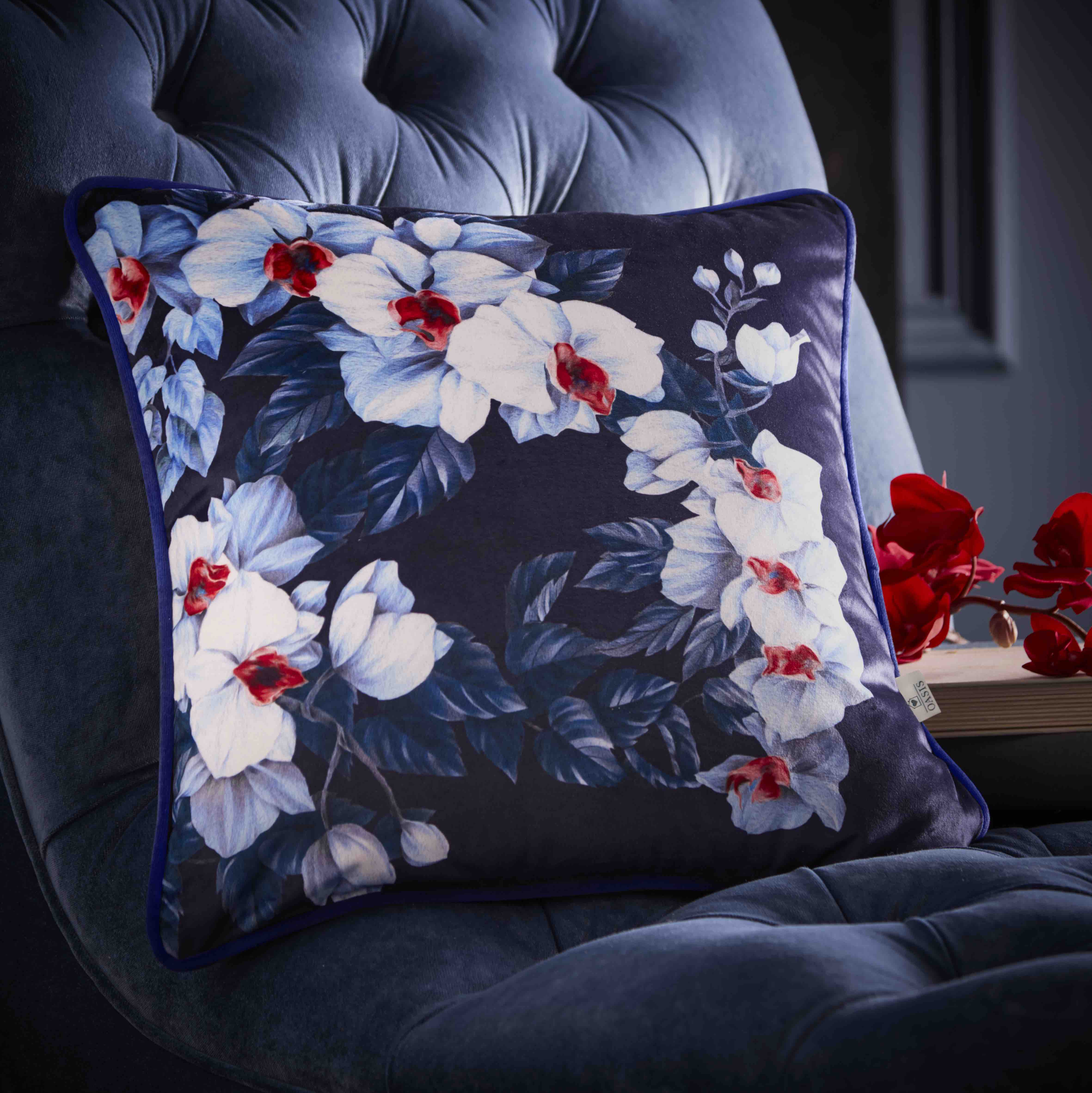 Oasis Home Exotic Cushion