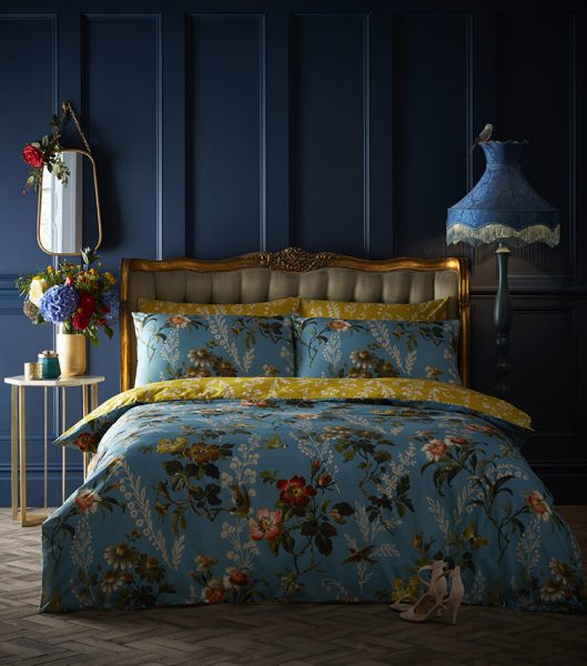 Oasis Home Leighton Duvet Set