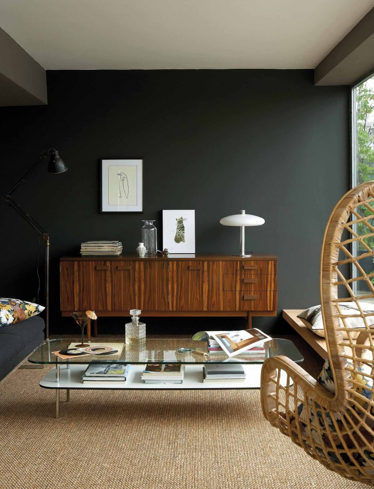 The Little Greene Paint Company Obsidian Green (216)