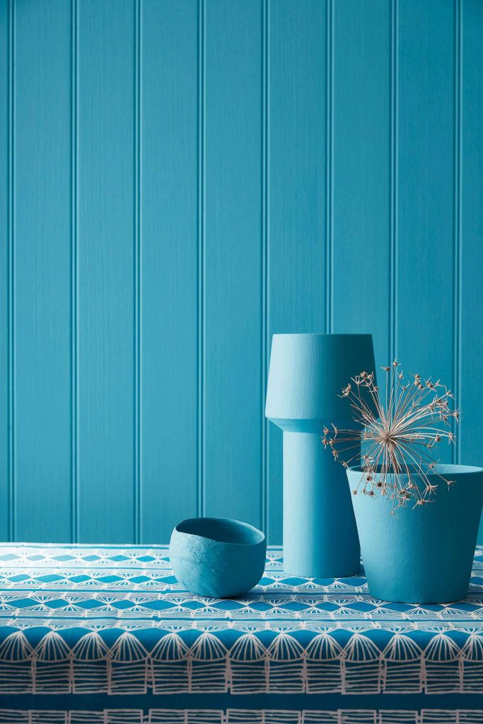 The Little Greene Paint Company Old School Blue (259)