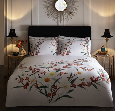 Oasis Home Osaka Duvet Set