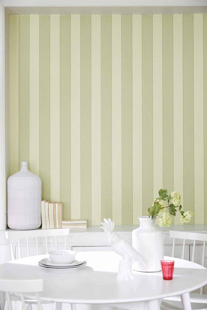 Little Greene Paint Spot Wallpaper