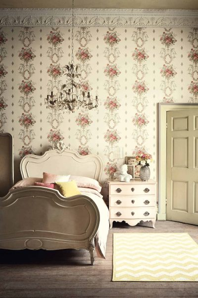 Little Greene Palais Wallpaper