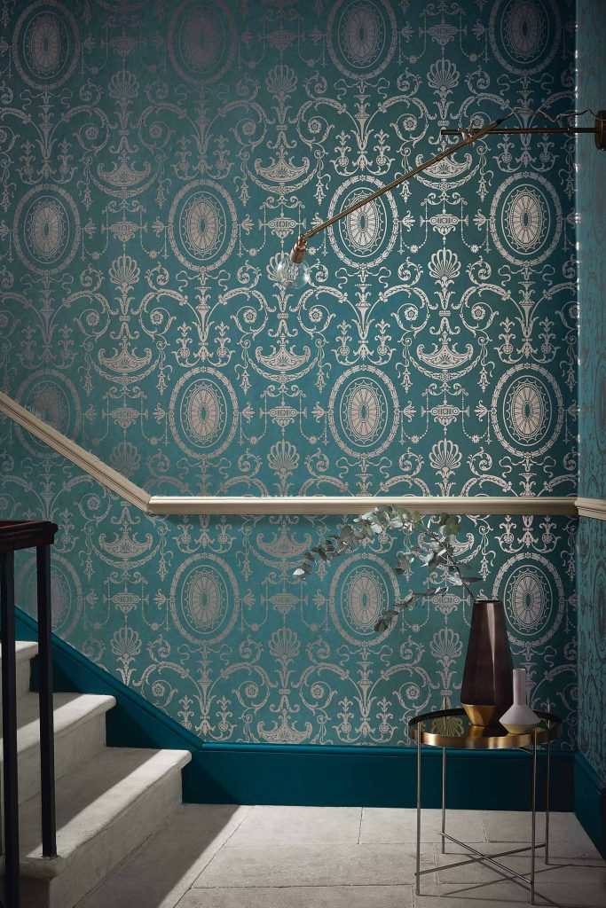 Little Greene Pall Mall Wallpaper