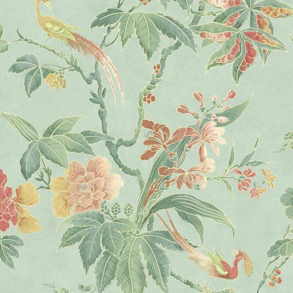 Little Greene Paradise Wallpaper
