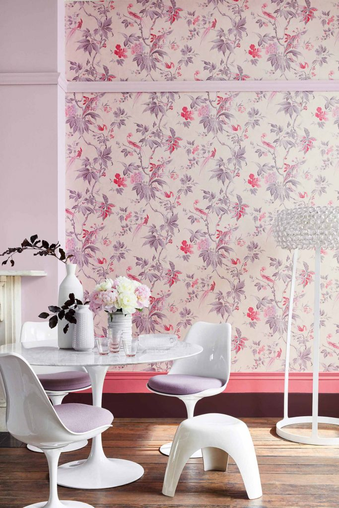 Little Greene Paradise Wallpaper