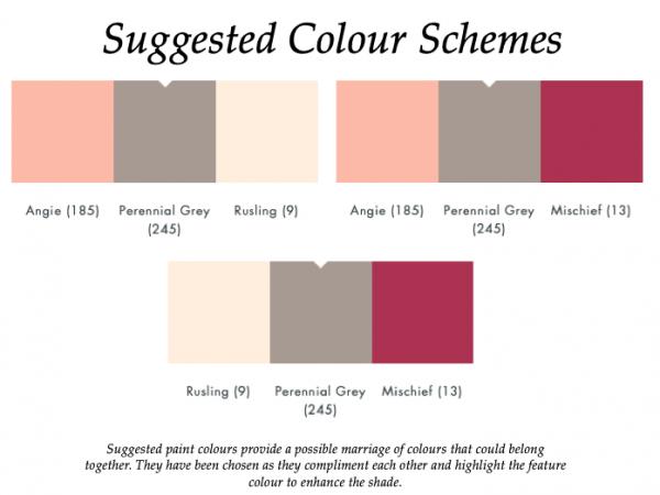 The Little Greene Paint Company Perennial Grey (245)