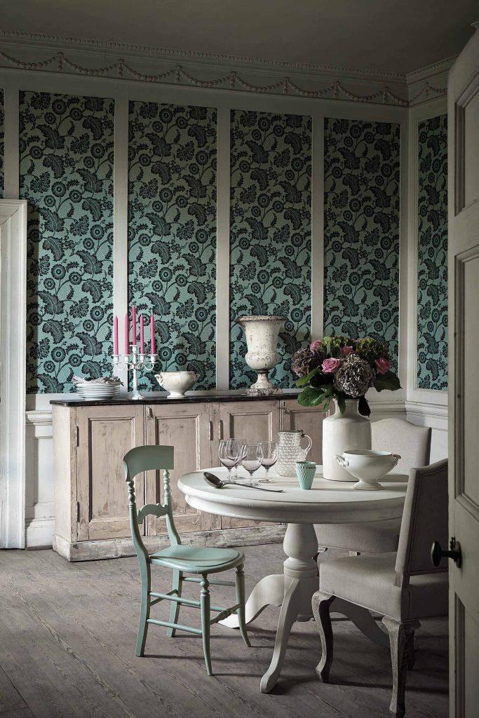 Little Greene Piccadilly Wallpaper