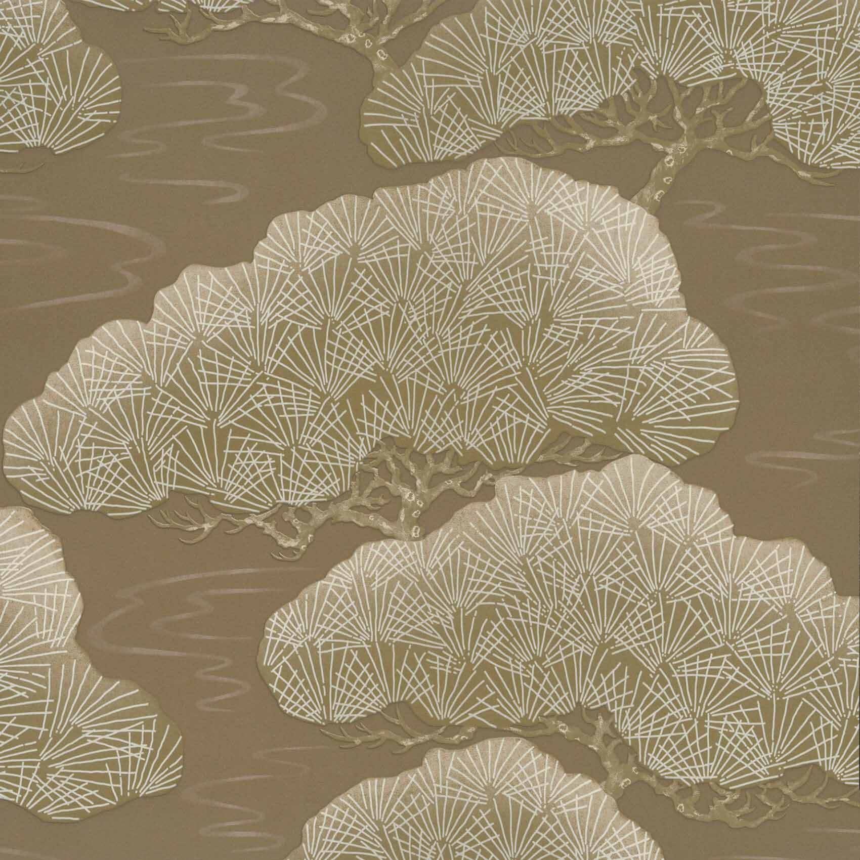 Golden-pine Colour Swatch