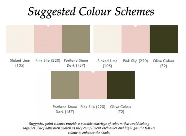 The Little Greene Paint Company Pink Slip (220)