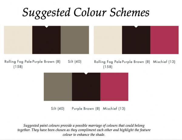 The Little Greene Paint Company Purple Brown (8)