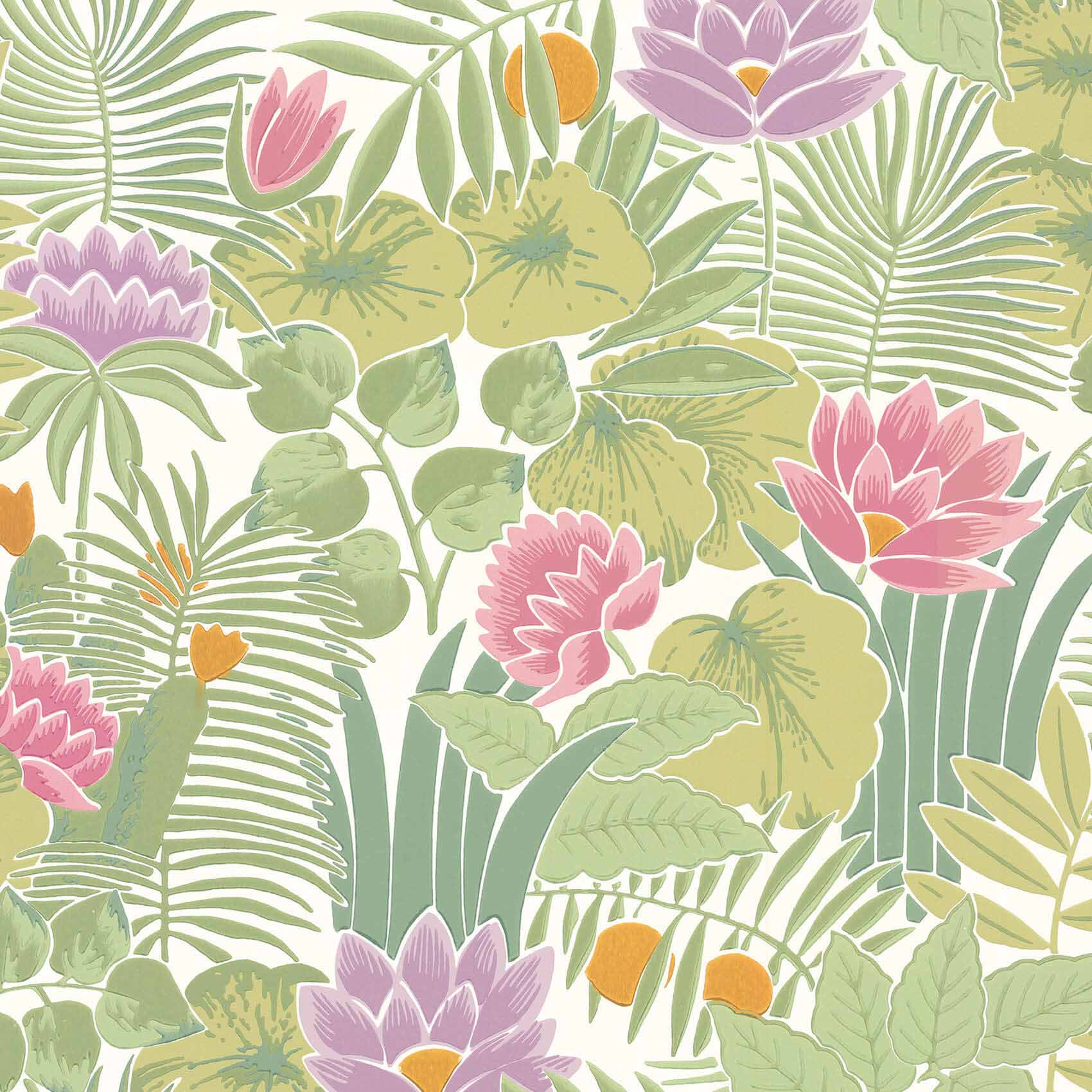 Little Greene Reverie Wallpaper