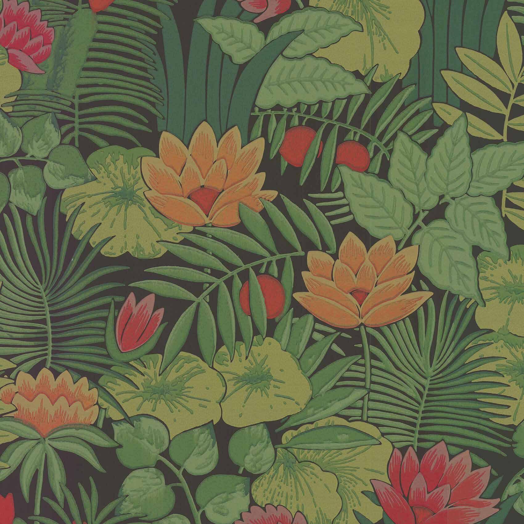 Jungle Colour Swatch