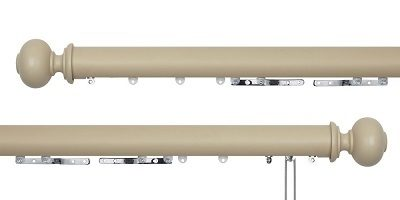 Corded Curtain Poles